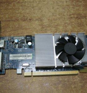 Видеокарта 1гб Radeon HD6450 полгода гарантия
