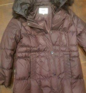 Разные куртки пуховики 52-56