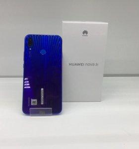 Смартфон Huawei Nova 3i 64 gb Violet