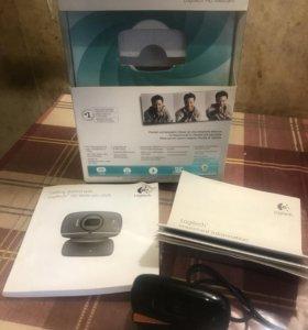 Веб-камера Logitech C525