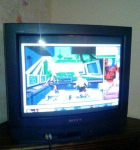 Телевизор 21'