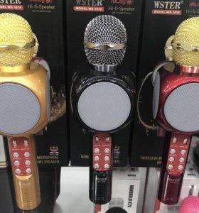 Караоке-микрофон WS-1816