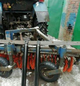 Гидроцилиндр на трактор МТЗ-82