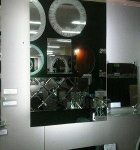 Зеркало -шкаф с подсветкой