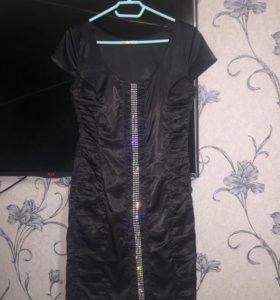 Обворожительное маленькое чёрное платье