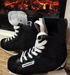 """Хоккейные коньки """"NORDWAY NOW100 FSERIES"""""""