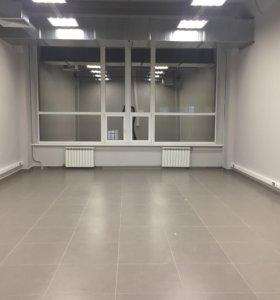 Аренда, офисное помещение, 54 м²