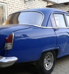 ГАЗ 21 Волга, 1970