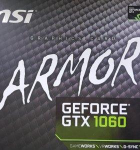 MSI GeForce GTX 1060 ARMOR OCV1 3GB