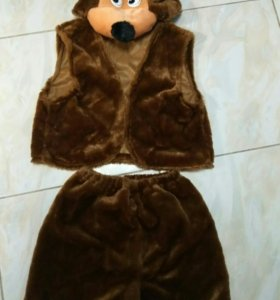 Костюм медвежонка