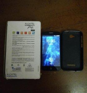 Продам alcatel one touch pop c7