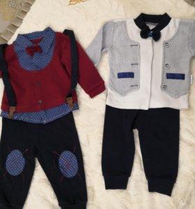 Костюмы для маленького модника