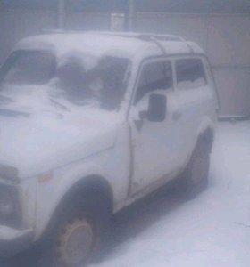 ВАЗ (Lada) 4x4, 1999