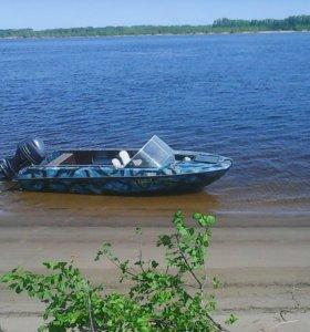 Казанка-5м4 : 70км/ч