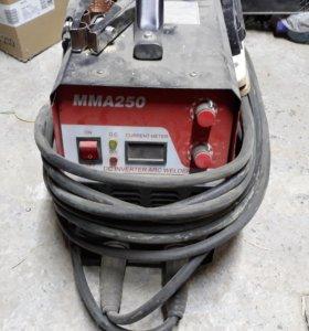 Сварочный аппарат mitech ММА250