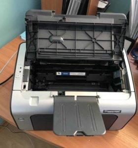 Принтер HP LJ P1006
