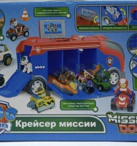 Крейсер Мисти-Щенячий патруль
