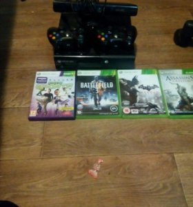 Обменяю Xbox 360Е на  пк  или  айфон 5s или 6