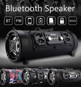Портативная колонка Wireless Speaker CH-M17