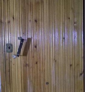 дверь металл. б/у