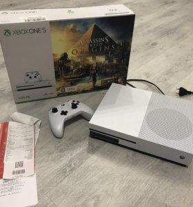 Xbox one s 500 Гб