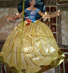 Фольгированные шары Принцесса
