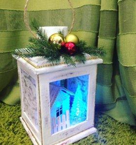 Рождественский онарик