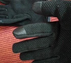 Мужские перчатки для телефона + доставка