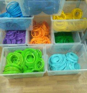 Пластик для 3D ручек и принтера,
