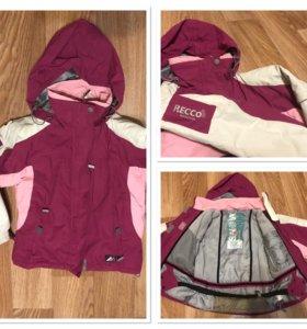 Горнолыжная куртка на 8 лет