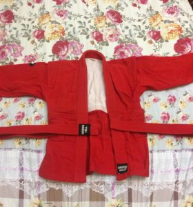 Кимоно для самбо GREEN HILL
