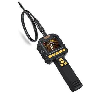Depstech Видеоэндоскоп с дисплеем с видеофиксацией