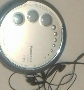 CD player Panasonic sl-sx420