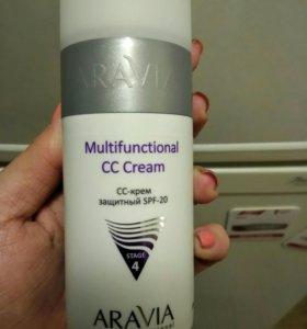 CC крем ARAVIA 150 ml новый