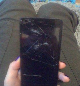 Телефон Fly на запчасти или на ремонт