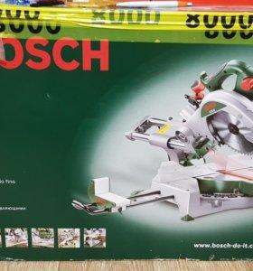 Пила торцовочная Bosch PCM 8 S