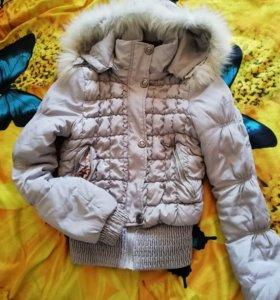 Срочно куртка зима