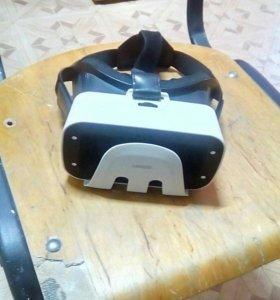 VR очки.