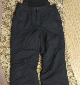 Зимние штаны (ватники) на мальчика