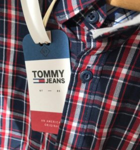 Мужская рубашка Tommy Jeans XL