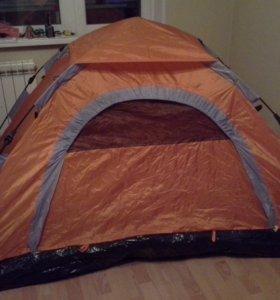 Автоматическая палатка 2 местная новая