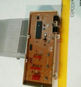 Блок управления стиральной Самсунг fuzzy s621