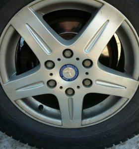 Литье r16 6/130 Mercedes Sprinter,WV Crafter