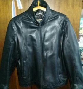 Куртка кожа(мужская)