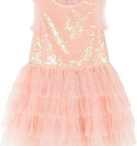 Платье для девочки (р.104)