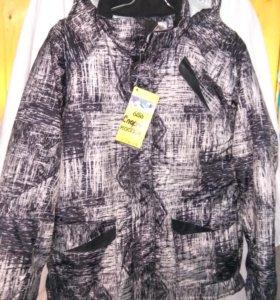 Куртка от зимнего костьма