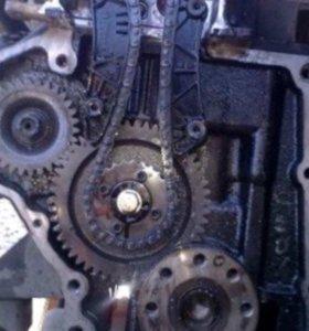Насос масляный б/у на двигатель камминз