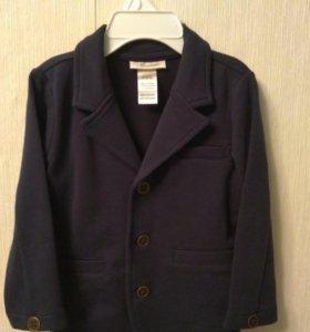 Пиджак на мальчика размер 80 (12 месяцев)