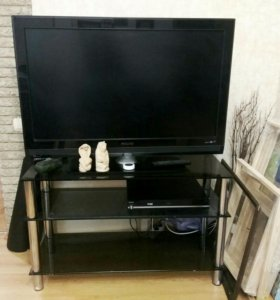 Телевизор philips 105см, hd dvd плеер toshiba
