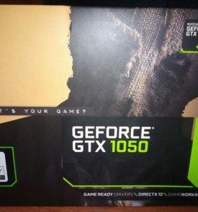 Видеокарта GTX 1050 2gb